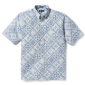 Reyn Spooner Diagonal Classic Fit Button Down