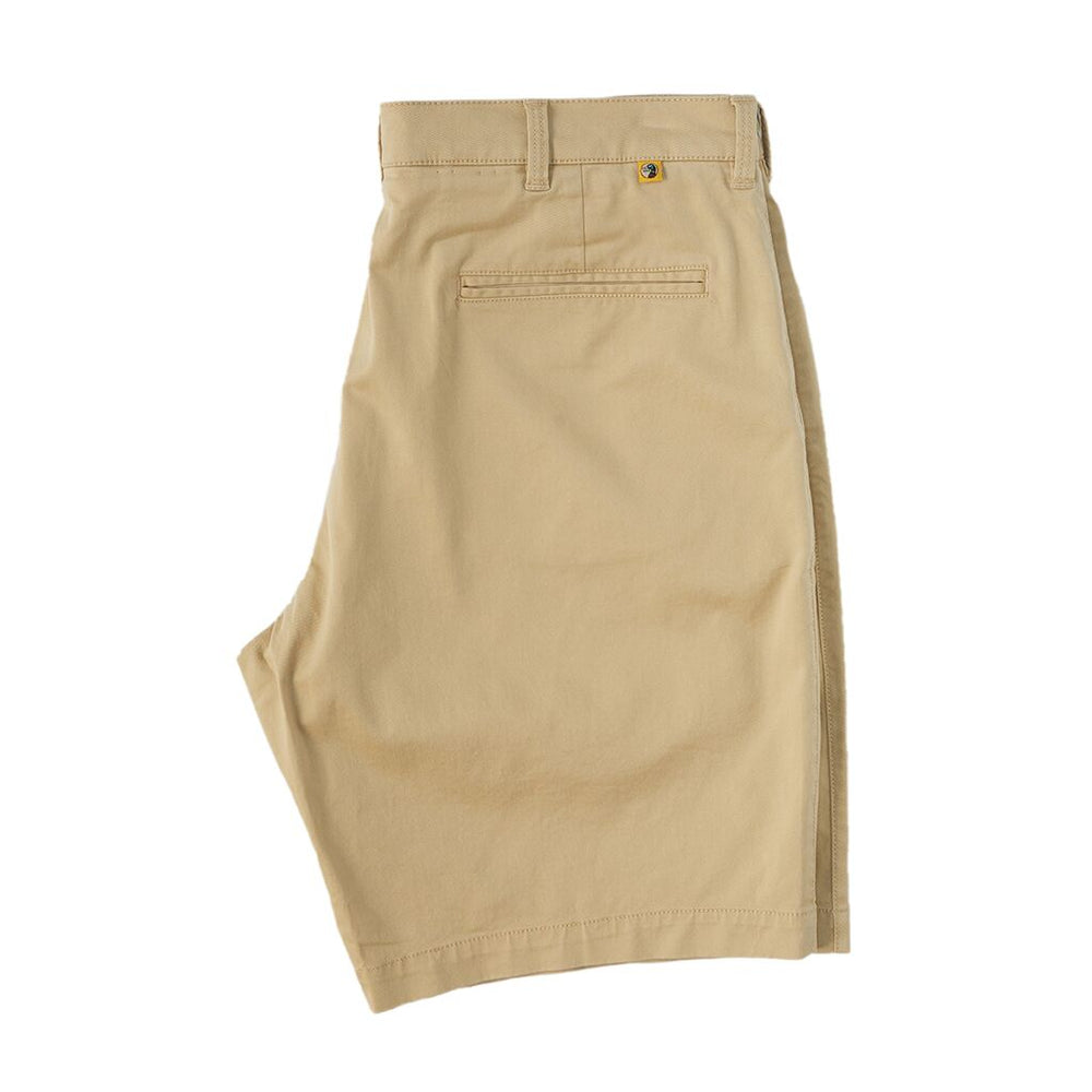 Duck Head Cotton Short- Sand