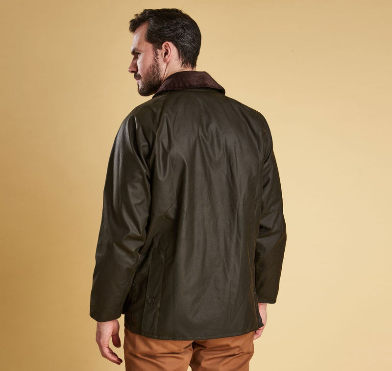 Men's Barbour Waxed Cotton Classic Bedale