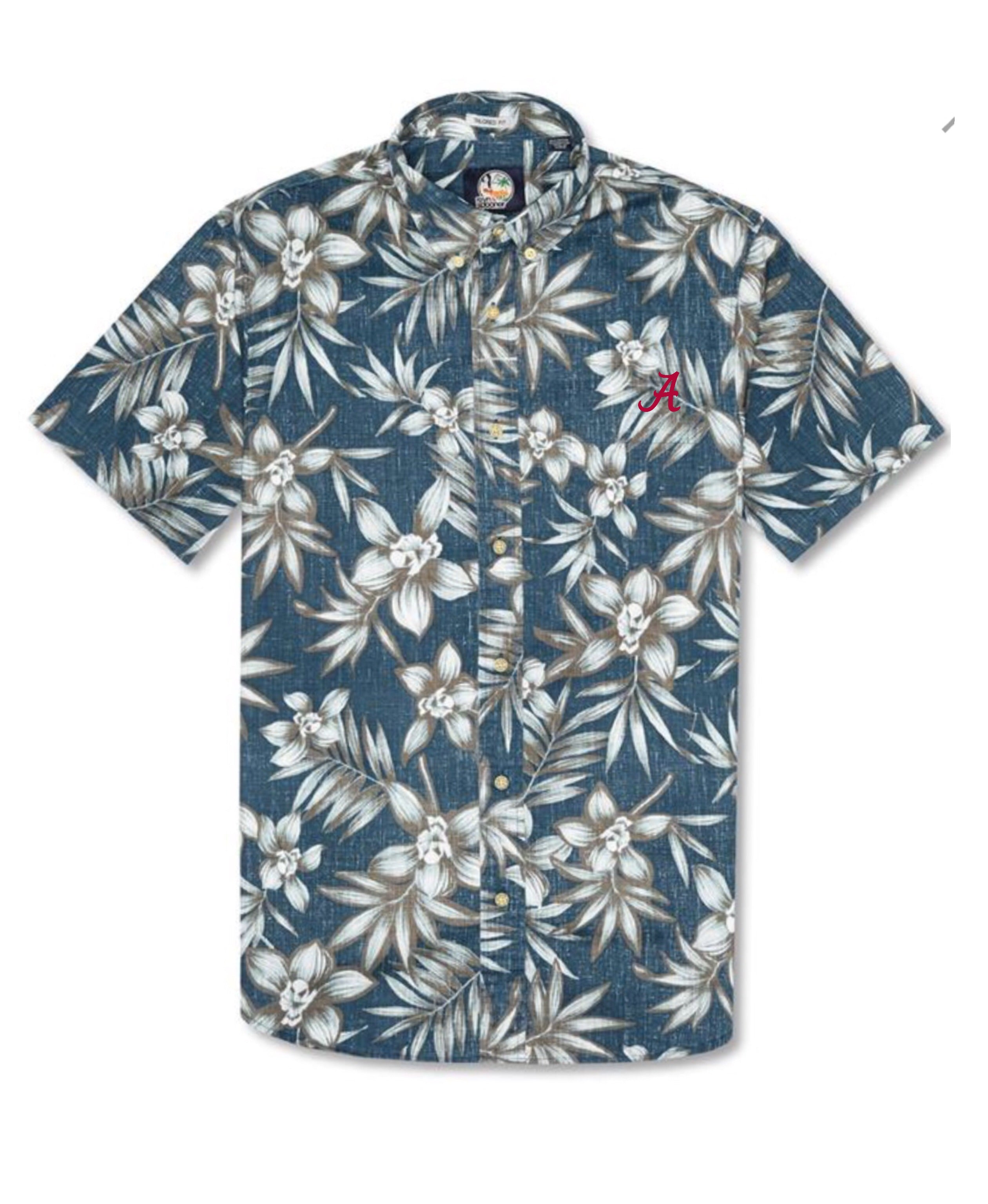 "Reyn Spooner Onishi Garden Classic Fit with ""A"" (2 colors)"