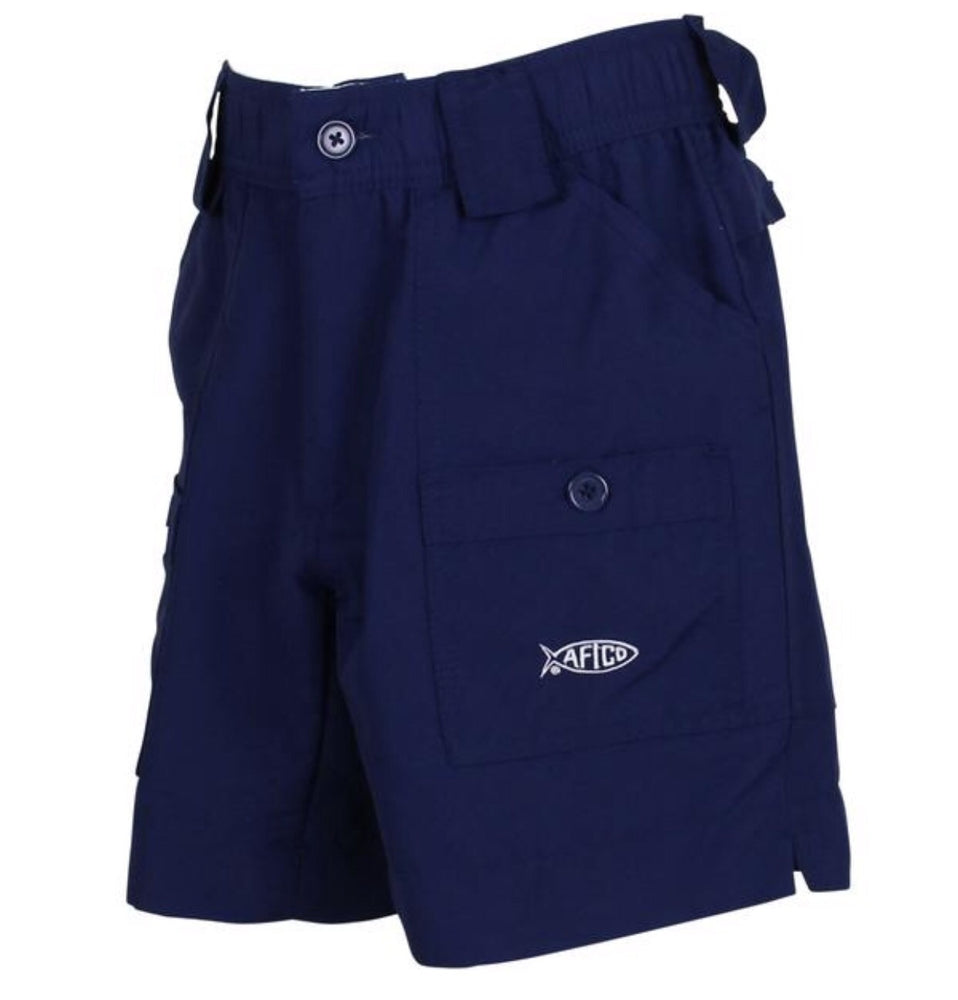 AFTCO Youth Fishing Shorts (6 colors)