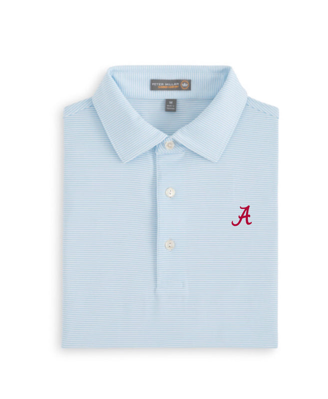 Peter Millar Alabama Halford Stripe Polo