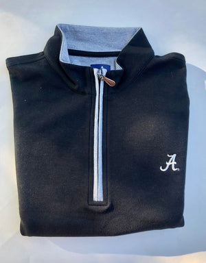 Load image into Gallery viewer, Johnnie O Sully Quarter Zip with Alabama Logo (3 Colors)