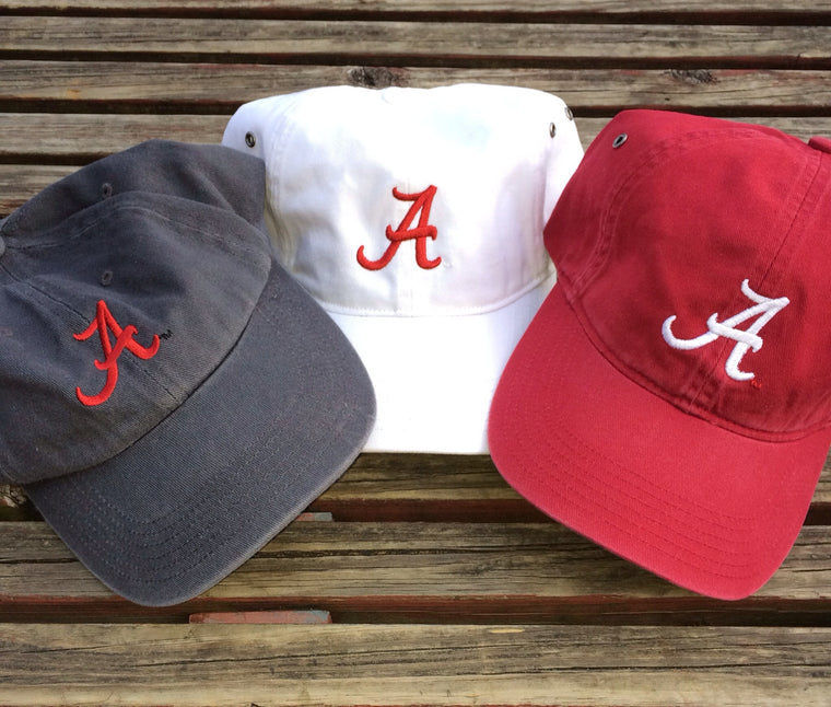 Canvas Ball Cap with Script