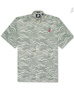 "Reyn Spooner Channel Sailor Classic Fit with ""A"""