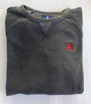 johnnie-O Palmico Sweatshirt with Alabama Logo (2 Colors)