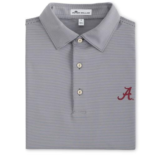 Peter Millar Alabama Jubilee Stripe Polo - (3 Colors)