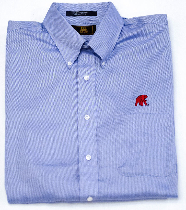 The Shirt Shop Royal Oxford Button Down (2 colors)