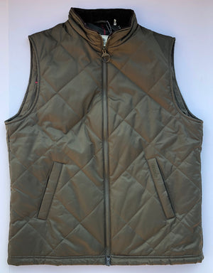 Barbour Quilted Finn Gilet