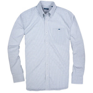 Fish Hippie Barkley Check Button Down