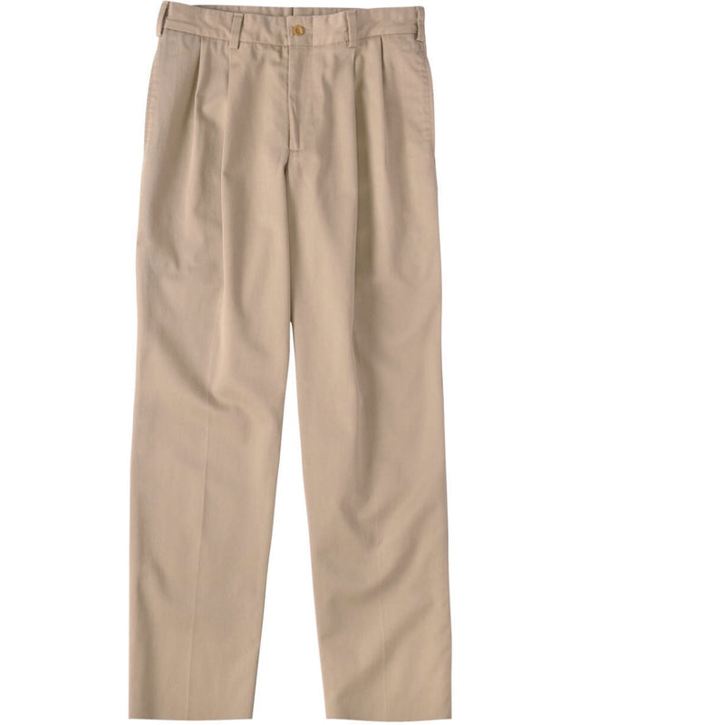 Bills Khakis Model 2 Pleated Original Twill Pant (3 colors)