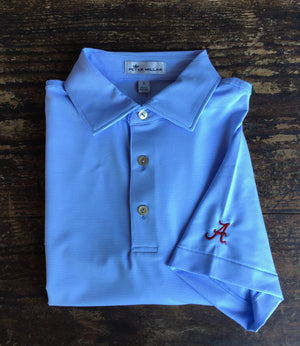 Peter Millar Alabama Jubilee Stripe - Logo on Sleeve