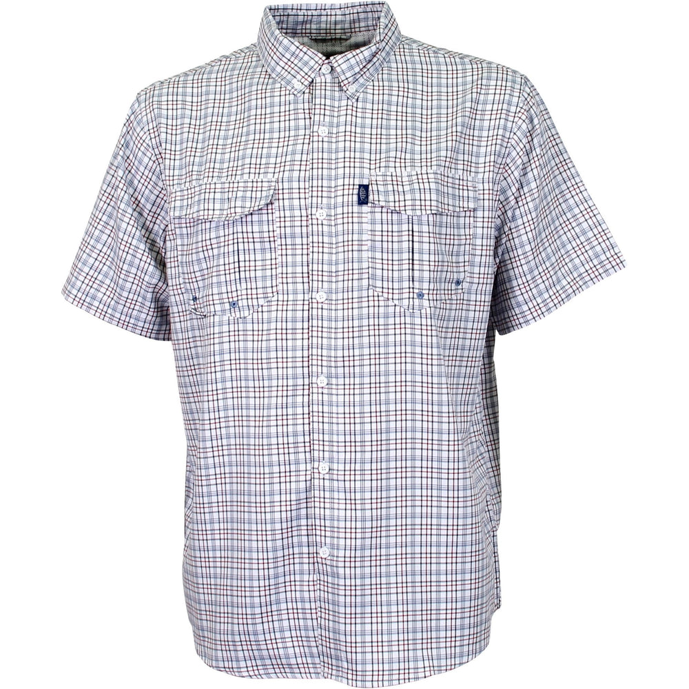 AFTCO Short Sleeve Performance Intersection Shirt