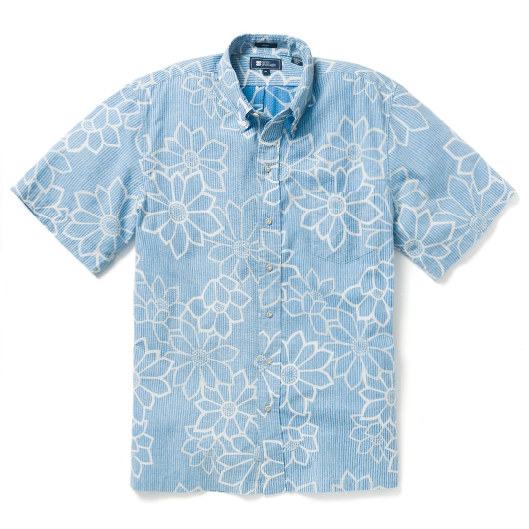 Reyn Spooner Kiku Blossoms Classic Fit Button Down