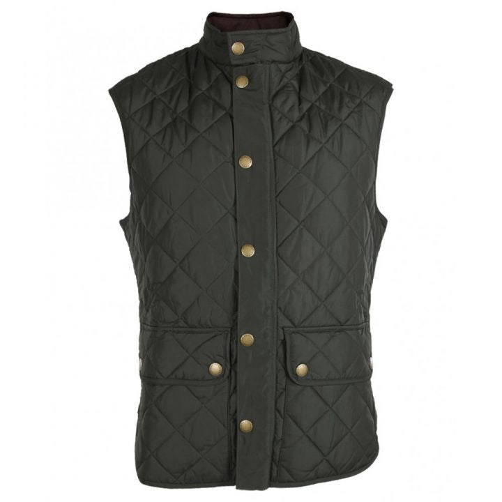 Men's Barbour Lowerdale Quilted Vest