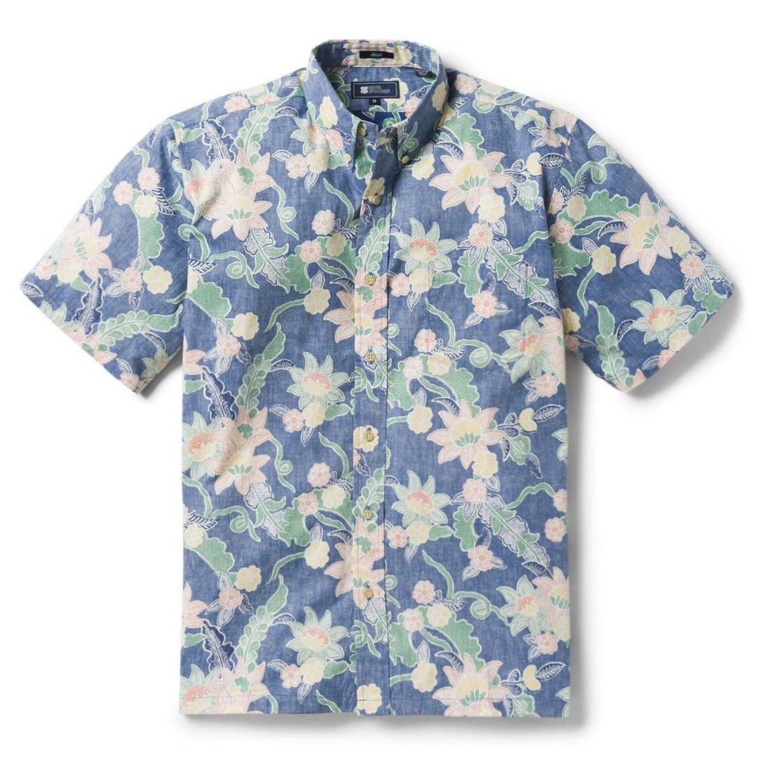 Reyn Spooner Mahaloha Classic Fit Button Down