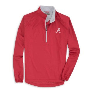 Peter Millar Alabama Lightweight Packable Windbreaker (3 colors)