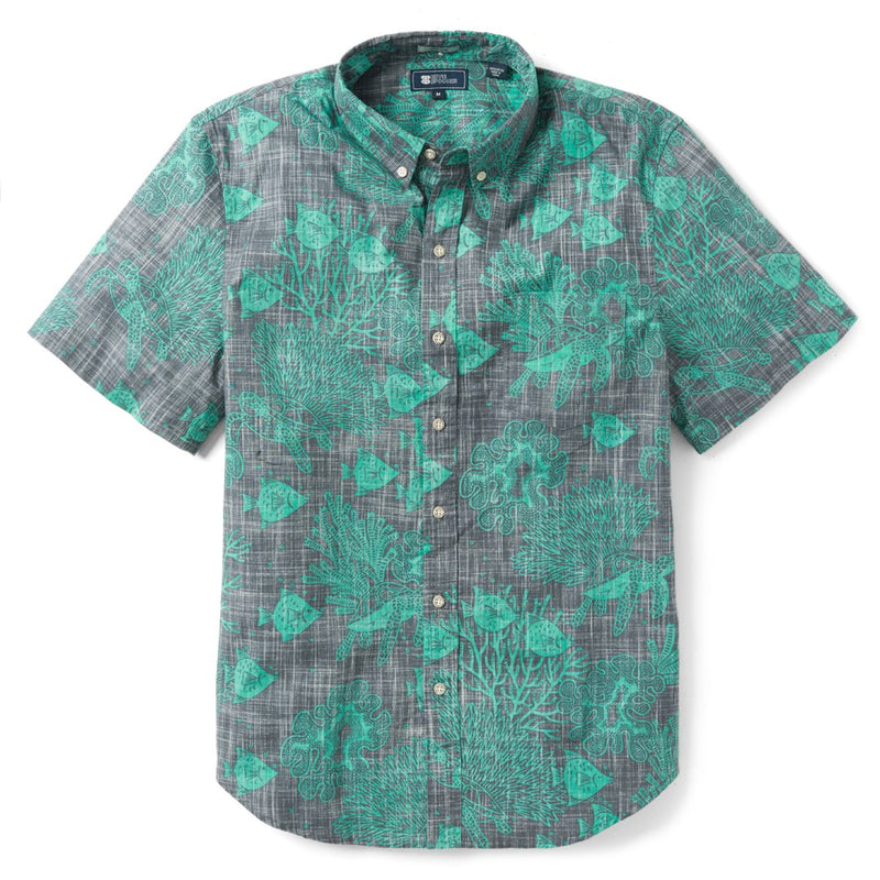 Reyn Spooner Scuba Doo Dive Classic Fit Button Down