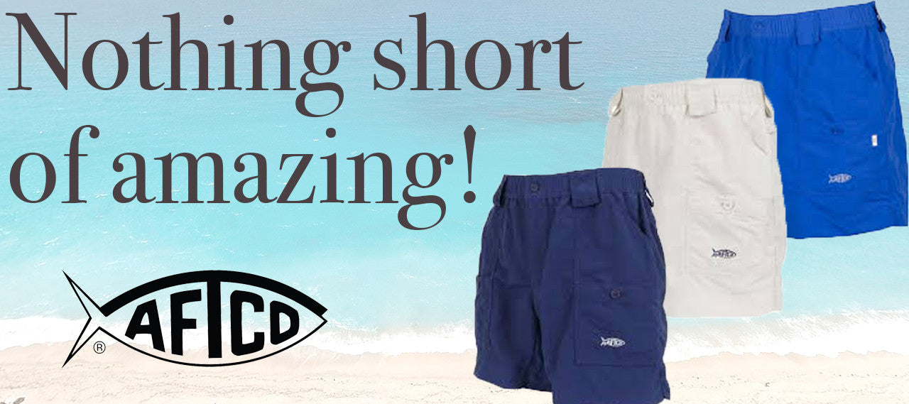 Aft Shorts: Nothing Short of Amazing!