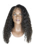 Colored Brazilian Deep Curl Full Lace Wig