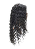 Virgin Indian Deep Wave Full Lace Wig