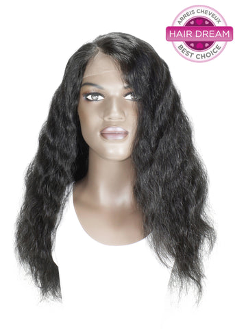 Picture of Virgin Brazilian Loose Wave Full Lace Wig
