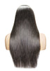 Colored Chinese Fine Straight Full Lace Wig
