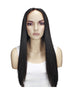 Virgin Indian Fine Straight Full Lace Wig