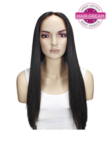 Picture of Virgin Chinese Fine Straight Full Lace Wig