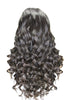 Virgin Brazilian Deep Wave Full Lace Wig