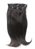 Virgin Malaysian Body Wave Clip-In Hair Extensions