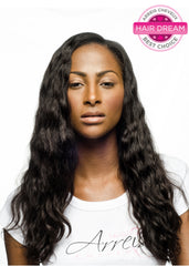 Colored Malaysian Loose Wave Weft Extension- Ready to Ship