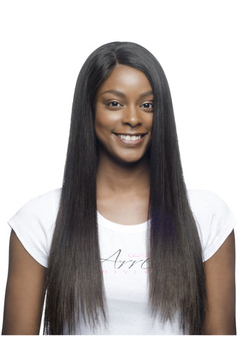Picture of Colored Malaysian Fine Straight Weft Extension