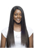 Colored Malaysian Fine Straight Weft Extension