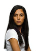 Colored Indian Natural Straight Clip-In Hair Extensions