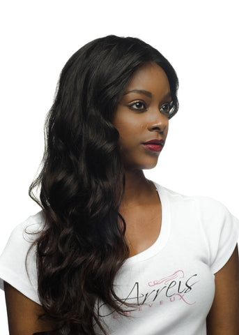 Picture of Virgin Malaysian Body Wave Weft Extension