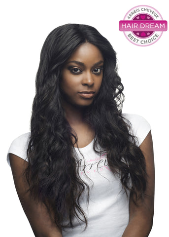 Picture of Virgin Malaysian Loose Wave Weft Extension
