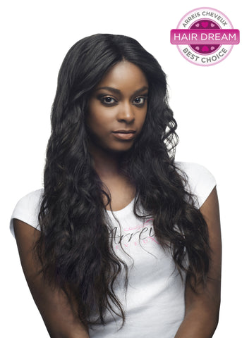 Picture of Virgin Brazilian Loose Wave Weft Extension- Ready to Ship