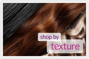Fine Straight Texture, Natural Straight Texture, Body Wave Texture, Deep Wave Texture, Deep Curl Texture