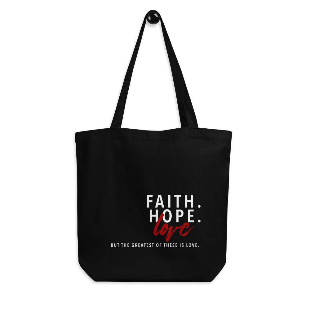 1Cor 13:13 MESSAGE TOTE