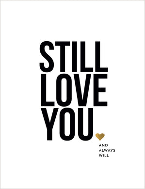 Anniversary Card Still Love You - Gia Graham
