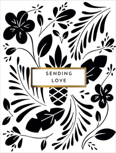 Sympathy - Sending Love Card - Gia Graham
