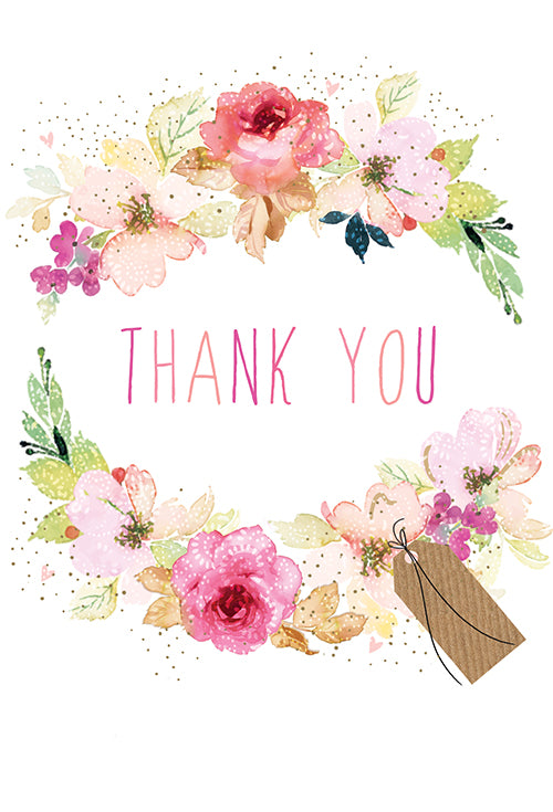Thank You Card 0012.51302