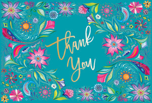 Thank You Card 0012.60155