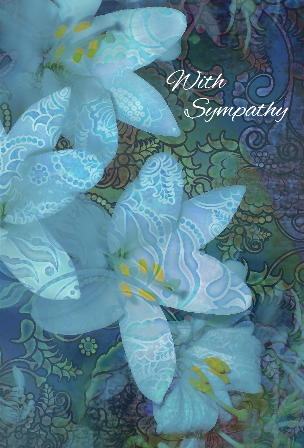 Sympathy Card Inspirational With Sympathy