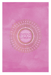 Friendship Card xoxo Happy Buddha