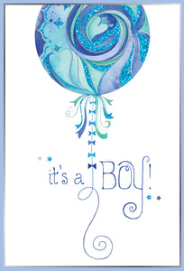 Baby Boy Card It's a Boy!