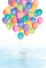 Balloon Bouquet Birthday Card Two Twenty Two