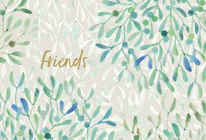 Friends - Christmas Card - Friend
