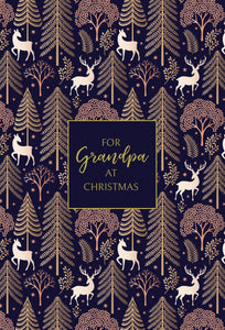 Grandfather - Christmas Card